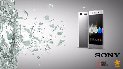 Be in to win the Xperia™ XZ Premium Smart Phone from Sony