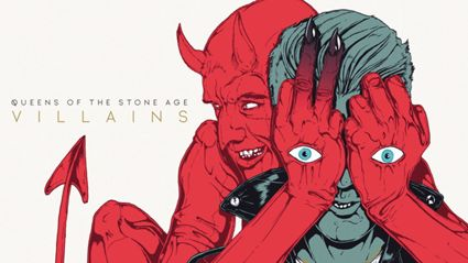 Win a copy of Queens Of The Stone Age's new album 'Villains'