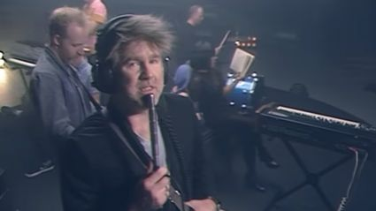 "Watch the official video from LCD Soundsystem for ""tonite"""
