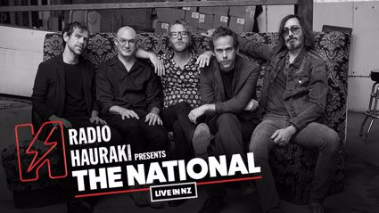 Win tickets to see The National live at Villa Maria Winery