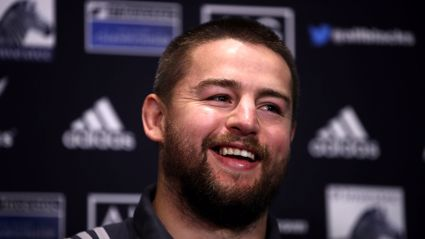 Leigh & Jase interview All Blacks Hooker Dane Coles