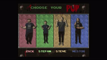 "PUP release the coolest video ever for the song ""Old Wounds'"