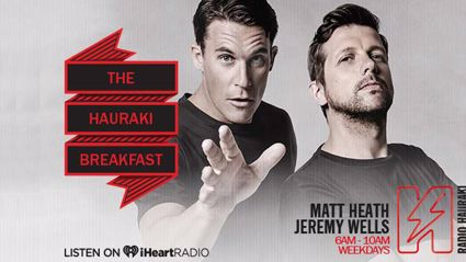 Best of Hauraki Breakfast - August 25 2017