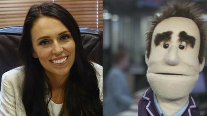 Like Mike - When Hosking Met Jacinda