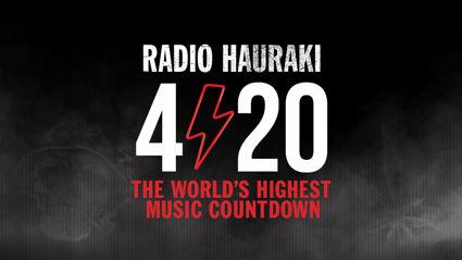 Radio Hauraki's 420 Countdown