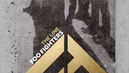 "Listen to the brand new Foo Fighters track ""The Line"""