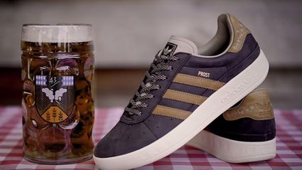 "Adidas introduce ""Oktoberfest"" proof sneakers"
