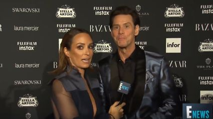 Jim Carrey leaves E! News reporter speechless with truth bomb laden interview