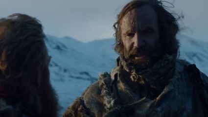This supercut of The Hound's best insults on 'Game Of Thrones' is glorious