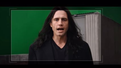 Watch the trailer for James Franco's 'The Disaster Artist'