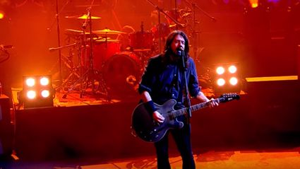 "Watch Foo Fighters play ""Times Like These"" live at Royal Albert Hall"