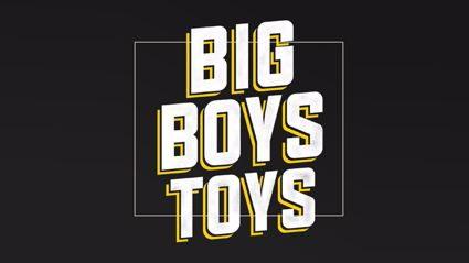 Big Boys Toys is back for 2017