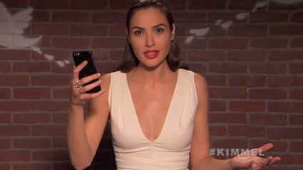 The new Celebrities Read Mean Tweets features Gal Gadot, Dave Chappelle & more