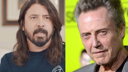 Watch Dave Grohl do a great Christopher Walken impression