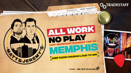 Win a trip to Memphis