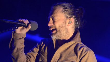 Thom Yorke's New Album Downloaded Over 100,000 Times