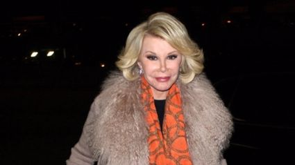 Joan Rivers Has Died