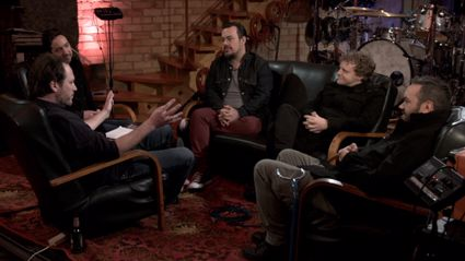 Shihad In Conversation With Hugh Sundae