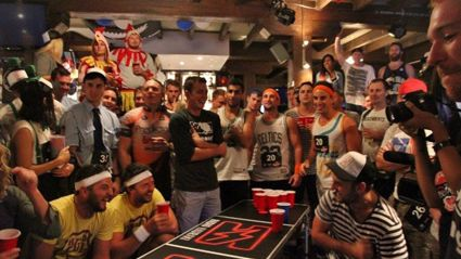 The Radio Hauraki World Series Of Kiwi Pong - Auckland
