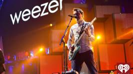 Weezer Live At The iHeart Radio Festival In Las Vegas