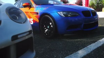 Driveclub - Trailer (Video)