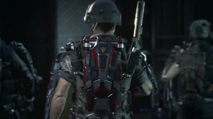 Call Of Duty: Advanced Warfare - Power Changes Everything Trailer (Video)