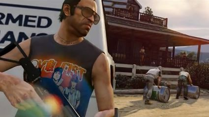 Grand Theft Auto V - Coming Soon To PS4 & Xbox One (Video)