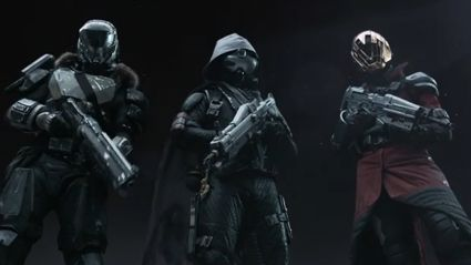 Destiny - Live Action Trailer (Video)