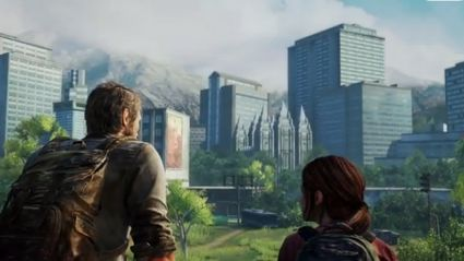 The Last Of Us - PS4 Trailer (Video)