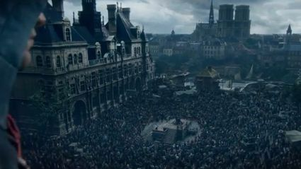 Assassin's Creed: Unity - Cinematic Trailer (Video)