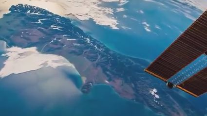 This video of New Zealand from space is awesome!