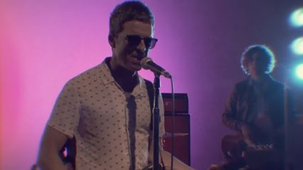 "Watch the video for the new Noel Gallagher's High Flying Birds song ""Holy Mountain"""