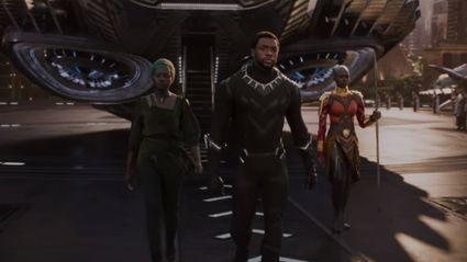 Watch the trailer for the new Marvel film 'Black Panther'