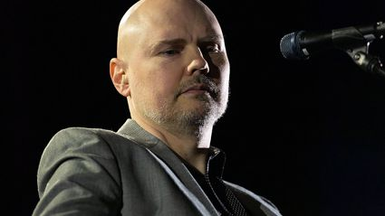 Angie Grey interviews Billy Corgan