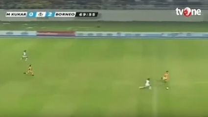 The world is claiming this Indonesian man to be the fastest soccer player in the world