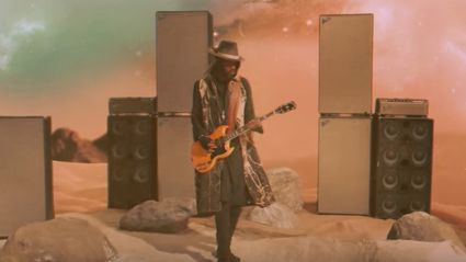 "Watch the official video for ""Come Together"" by Gary Clark Jr."