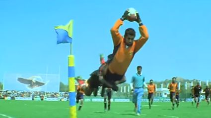 Never forget Bollywood made the GREATEST rugby movie ever