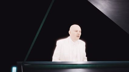 """Watch the video for William Patrick Corgan latest song  """"Aeronaut"""""""
