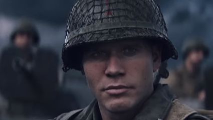 Watch the first 15 minutes of Call of Duty: WW2