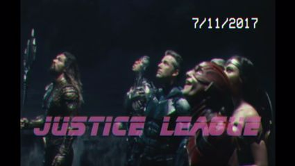 'Justice League' - VHS Intro