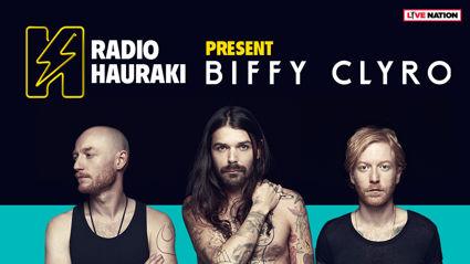Radio Hauraki Present Biffy Clyro