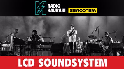 LCD Soundsystem announce return to NZ