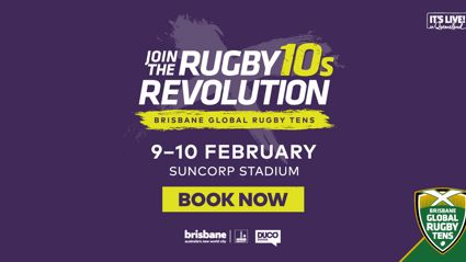 Brisbane Global Rugby Tens at Suncorp Stadium