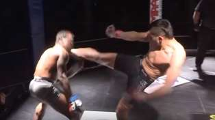 "This MMA knockout is being labelled as the most ""brutal"" knockout of all time"