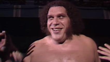 Watch the trailer for HBO's new André The Giant documentary