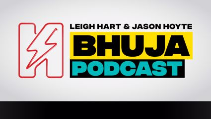 Best of Bhuja - Liam Dann, Jesus & Shout Outs