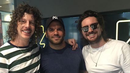 Matt Ward interviews Peking Duk