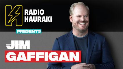 Radio Hauraki presents Jim Gaffigan live