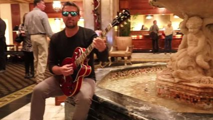 "Watch highlights of Matt & Jerry's ""Jingle All The Way"" trip to Memphis"