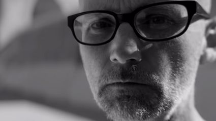 "Watch the brand new video from Moby for ""Like A Motherless Child"""